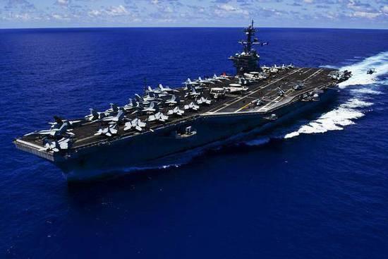 """打造13个航母战斗群!美智库鼓吹""""400舰海军"""""""