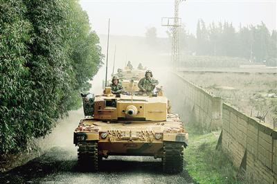 土军入叙打击库尔德武装?叙回应:野蛮侵犯