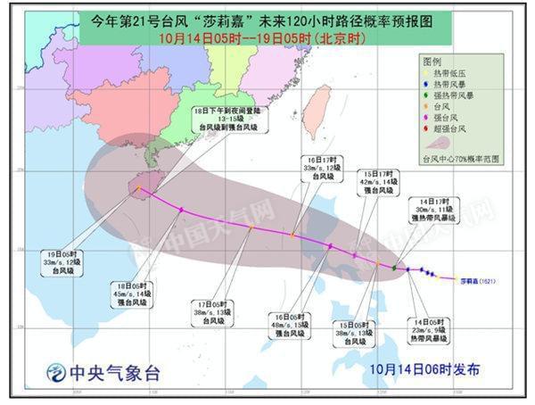 台风最新消息