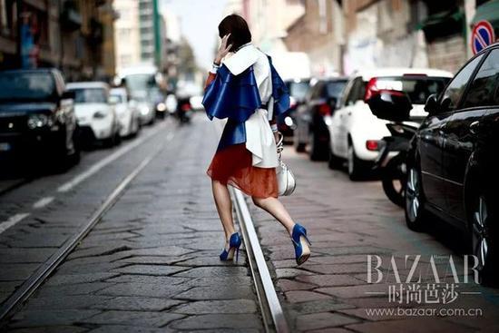 今年好看的皮衣套可不止机车夹克 这些保命更时髦