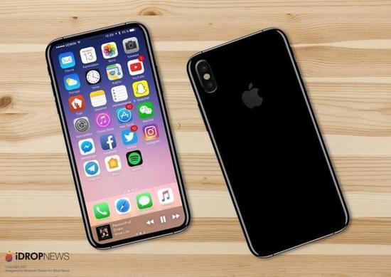 iPhone 8äÖȾͼ