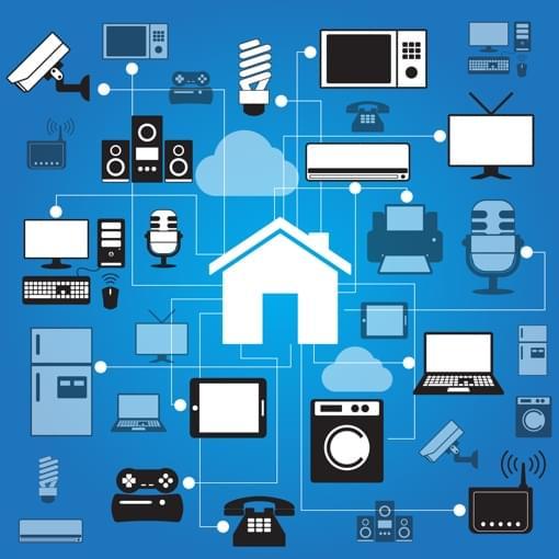 黑客借大量摄像头等联网设备发动大规模互联网攻击的照片