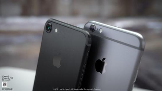 无耳机端口和电容Home按键的iPhone 7或许长这样的照片 - 11