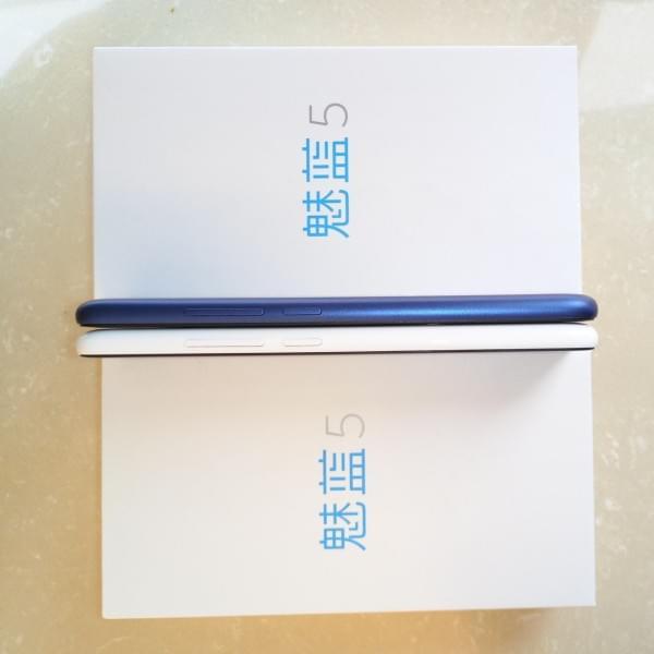 """魅蓝5""""宝石蓝/冰河白""""上手:开箱 / 跑分 / 兼与魅蓝U10对比的照片 - 34"""