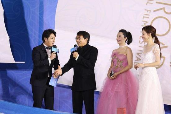 聚映受邀出席《第四届丝绸之路国际电影节》