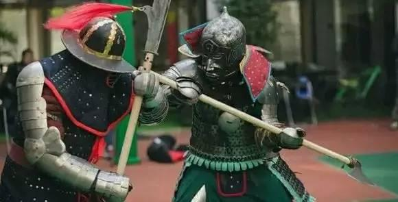 Chinese Team Participates in 2017 International Battle with Chinese Armor