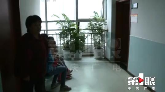 2歲女童在醫院注射疫苗 衛生間里誤食鼠藥險釀大禍