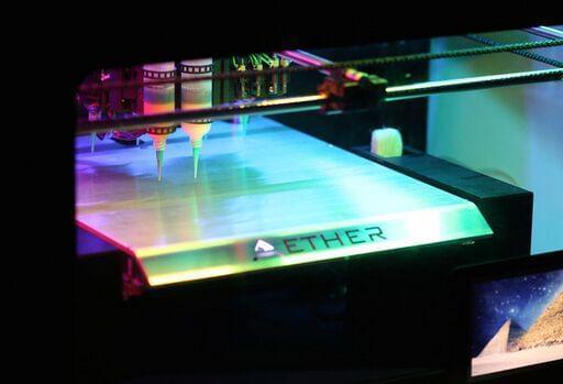 """[图+视频]3D骨骼原来是这么""""打印""""出来的"""