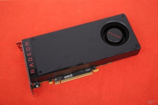 AMD RX 480海量图曝光的照片 - 2