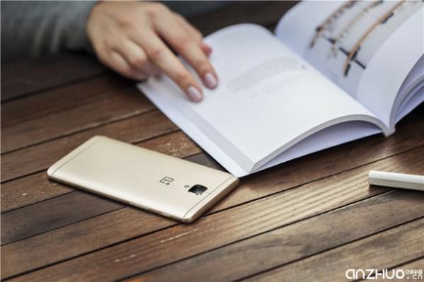 硬件提升明显:国行一加手机3T发布 售价2699元起的照片 - 3