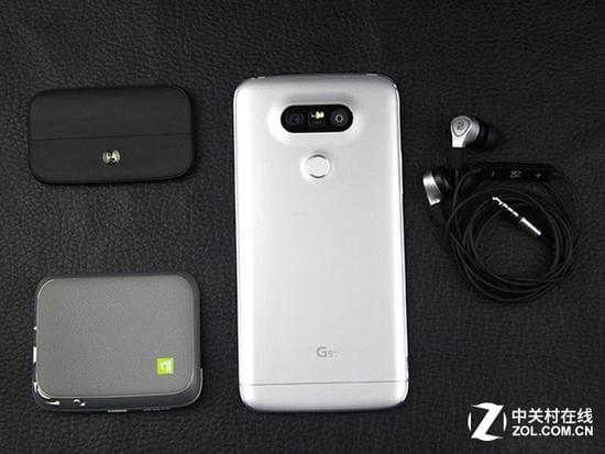 模块化新旗舰 LG G5 SE购买就送大礼包