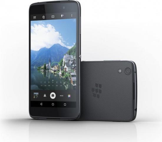 全球最安全的安卓机–黑莓DTEK50发布 售299美元的照片 - 2