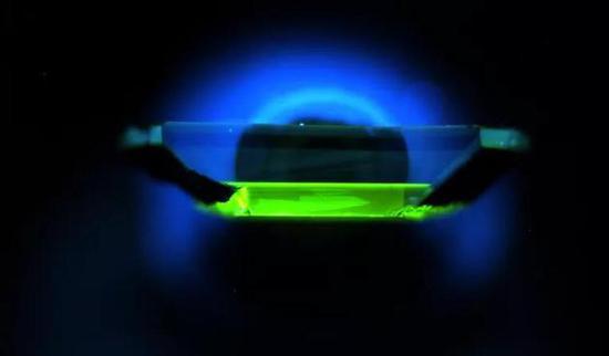 """新型""""量子钻石""""或使量子互联网成为可能"""