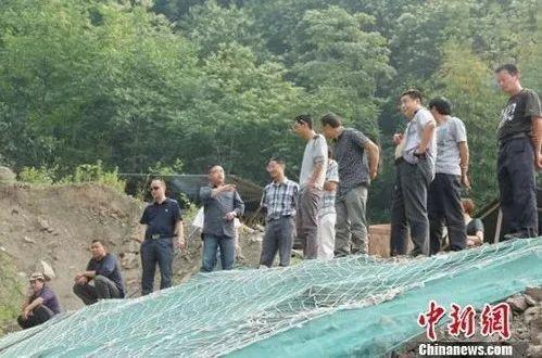 河南沁阳委书记薛勇殉职 坠崖山体最高海拔1020米