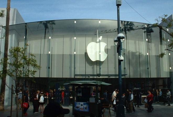 苹果涉嫌违反加州劳动法集体诉讼即将开庭