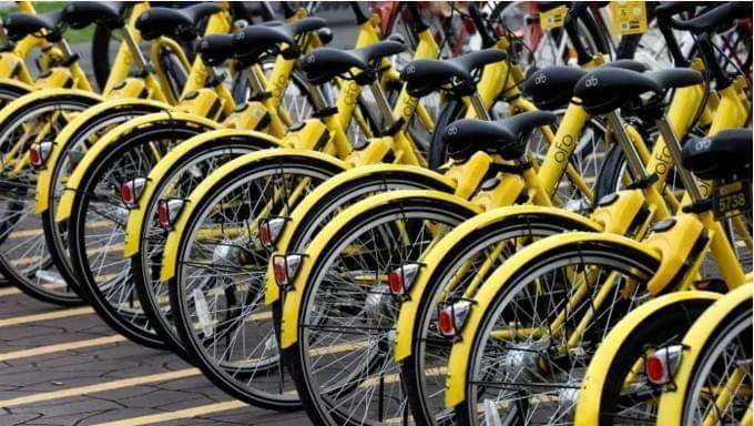 国内市场已饱和?ofo摩拜共享单车战场拉到伦敦