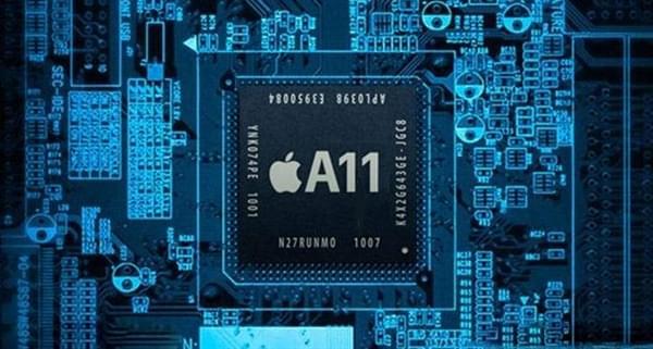 iPhone 8将搭载 苹果A11处理器下月量产的照片