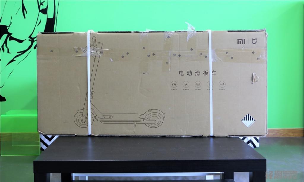 看看这车溜不溜:小米米家电动滑板车体验评测的照片 - 2