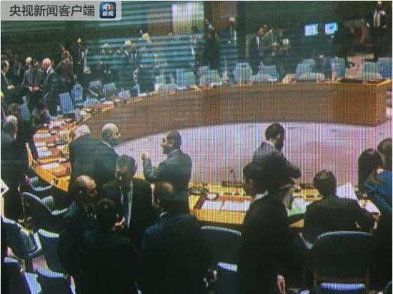 中国常驻联合国代表:叙局势危急中方反对使用武力