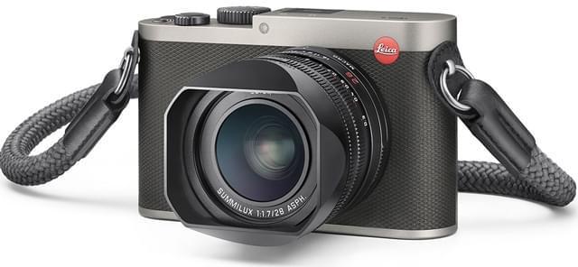 徕卡推出新款钛金属版徕卡Q相机