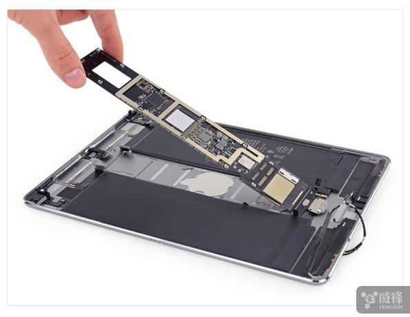 10.5英寸iPad Pro拆解:4GB内存 维修成本增高