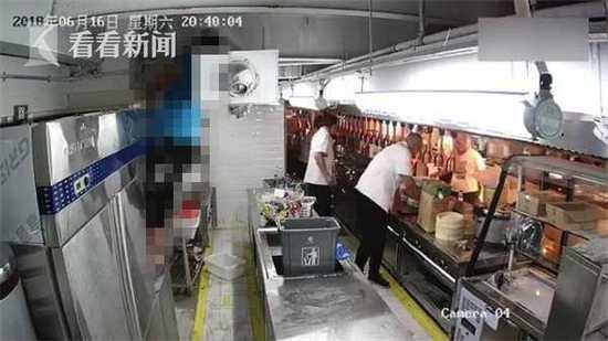 电工维修冰箱时触电 尸体卡通风管25秒无人发现