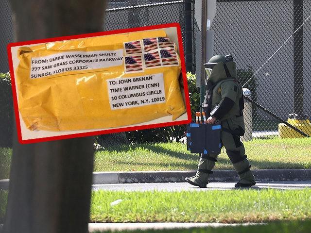 FBI联合全美调查炸弹邮件犯人 法警:不抓到就不睡