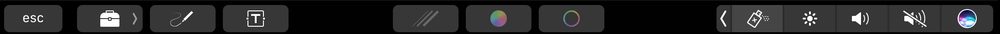 抢先看苹果自家的应用会如何支持Touch Bar的照片 - 35
