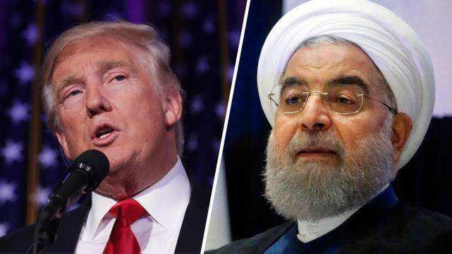 特朗普愿与伊朗领导人会面 伊内政部长:不值得信任