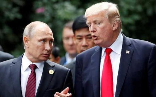 下马威?特朗普会见普京前表态:北约从未如此强大
