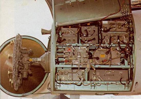 管和大规模集成电路,f-15的apg-63雷达不仅性能优秀