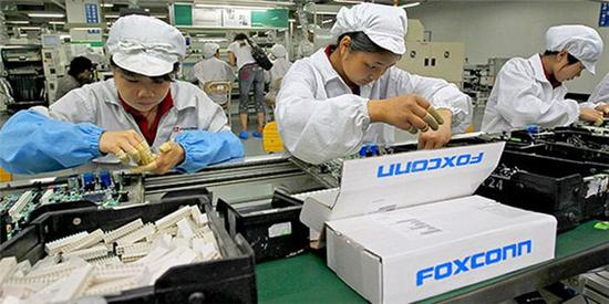 富士康工会回应深圳员工涨工资要求 公司未回应