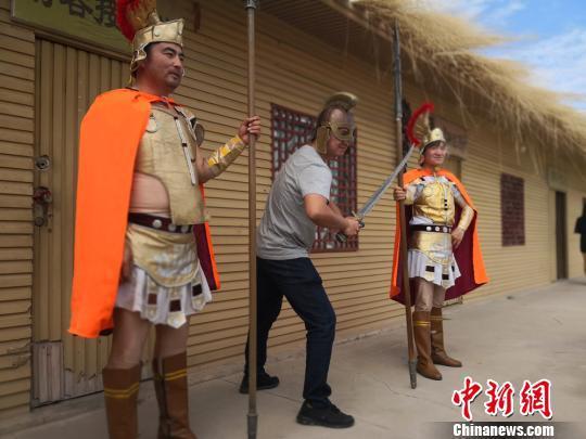 """甘肃永昌""""古罗马后裔"""":期待有一天去意大利""""认亲"""""""