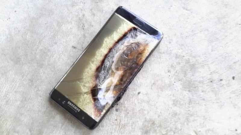 三星宣布暂停销售和置换Note 7 股价开盘暴跌5%的照片 - 1