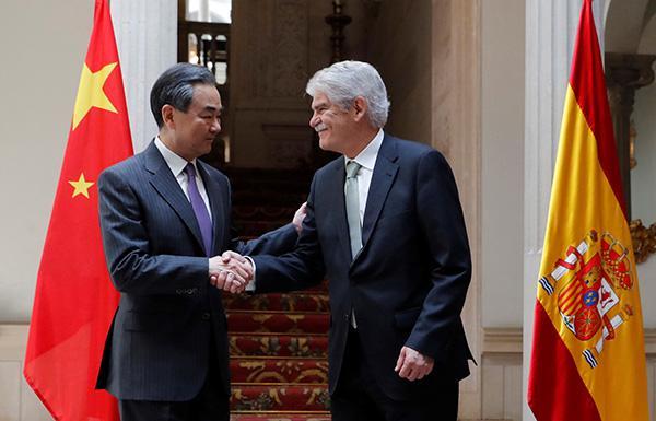 王毅回应巴以局势:每一点和平希望都需要全力争取