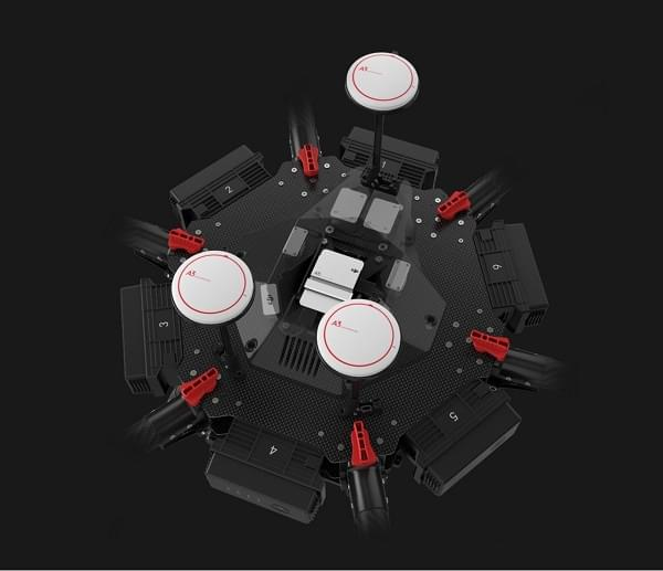 大疆发布M600 Pro:拓展工业级无人机产品线的照片 - 4