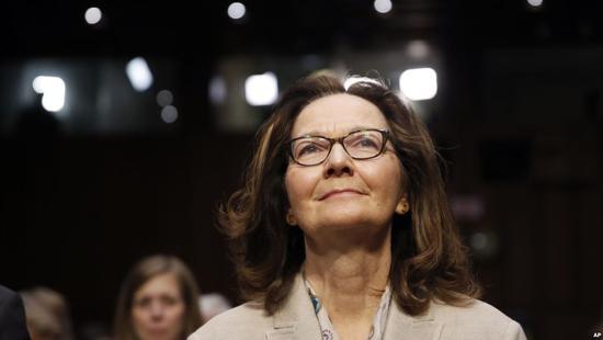 候任CIA女局长:在中国问题上 我们有着惊人的专长