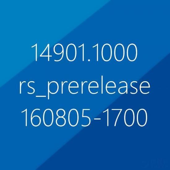 Windows 10 14901新版曝光 本周向Insider推送的照片 - 1