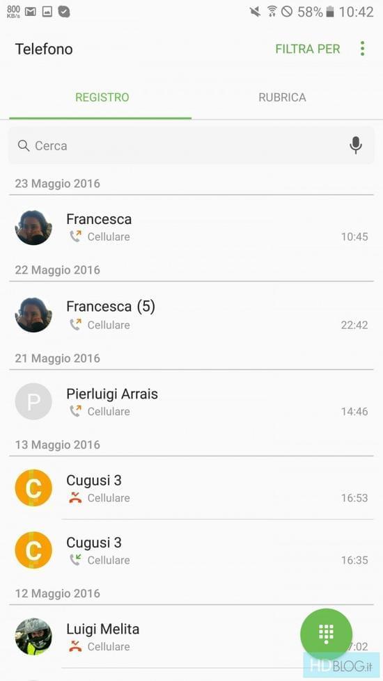 Galaxy Note7全新TouchWiz UX用户界面曝光的照片 - 11