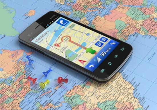 手机地图定位为什么不准 因素有很多