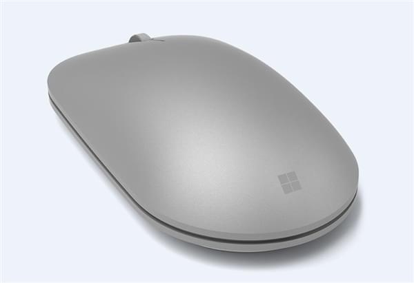 微软Surface键鼠国行首发:续航完美 1年不换电池的照片 - 5
