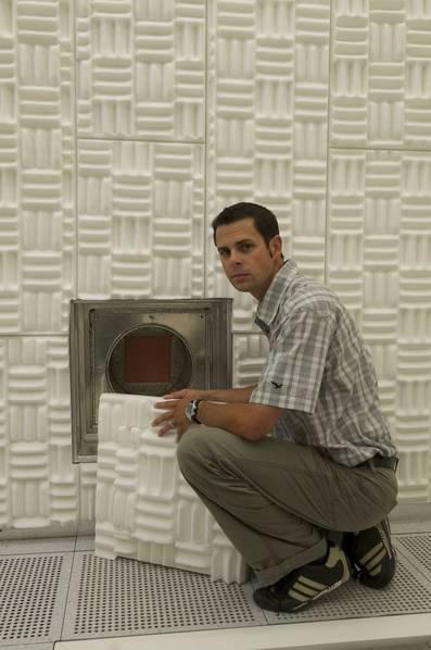探访世界上最安静的地方:IBM无声实验室的照片 - 7