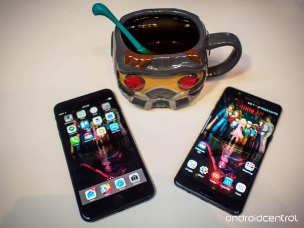 iPhone 7 Plus与三星Note 7对比评测:功能重于形式的照片 - 4