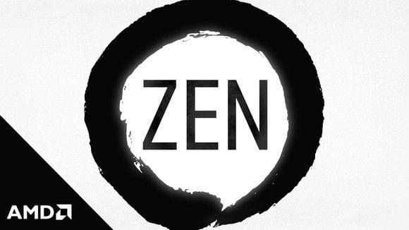2017年AMD重生的希望:ZEN和Vega的照片 - 1