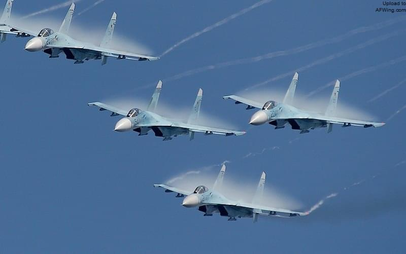 侧卫绝唱——新苏-35