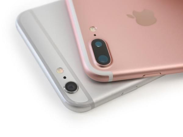 iPhone 7 Plus拆解:2900mAh容量电池的照片 - 4