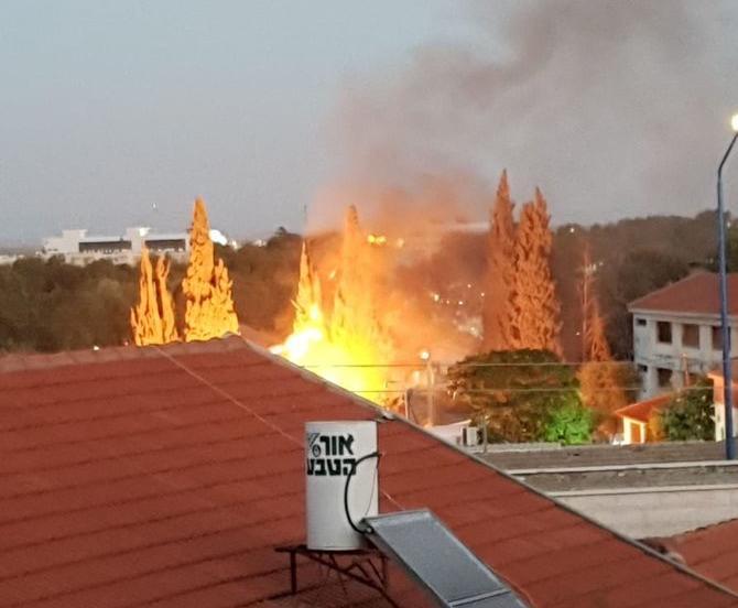 以色列遭火箭彈襲擊發起報復性空襲 已致3死多傷