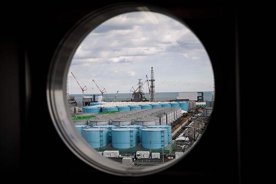 福岛核电站含氚水测出放射性碘超标:半衰期1570万年
