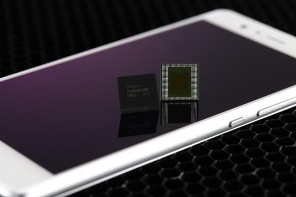 三星Galaxy S8可能会采用SK海力士8GB LPDDR4X内存芯片的照片