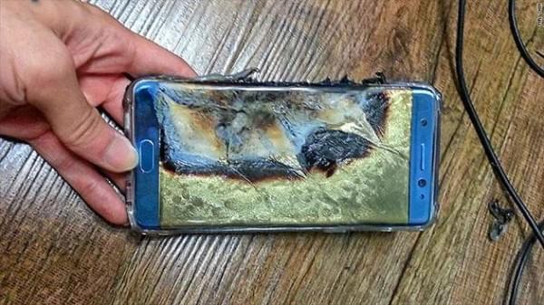 知情人揭秘三星Note 7起火事件:都是赶工期惹祸的照片